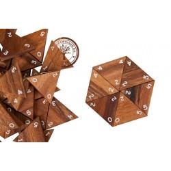 Domino trójkąty cyfry